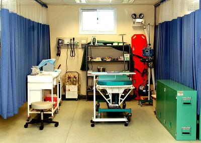 Cortinas para clínicas